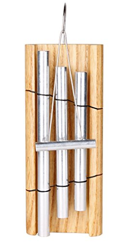 - Woodstock Chimes - The ORIGINAL Guaranteed Musically Tuned Chime, Zenergy Door Chime