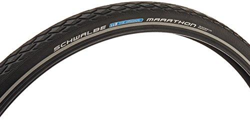 SCHWALBE Marathon HS 420 GreenGuard Mountain Bicycle Tire - Wire Bead (26 x 1.50)