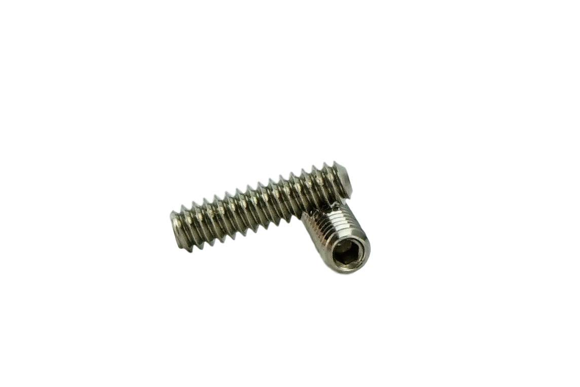 Stainless 6-32 x 1//2 Stainless Steel 50 Qty W//Hex Key Wrench 1//4 to 1 Available Stainless Steel 50 Qty W//Hex Key Wrench Socket Set Screws Cup Point 6-32 x 1//2 Chenango Supply S50E#0632 6-32 x 1//2