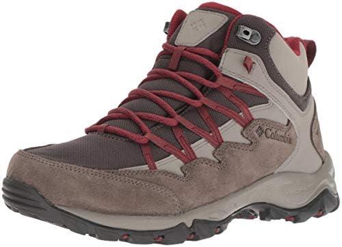 Columbia Women s Wahkeena Mid Waterproof Hiking Boot, Breathable, High-Traction Grip