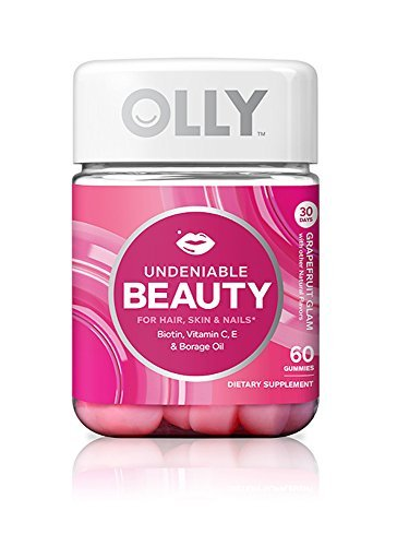 Undeniable Beauty Supplements Grapefruit Olly product image