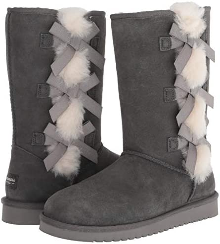 Koolaburra by means of UGG Women's Victoria Tall Mid Calf Boot