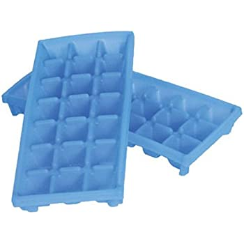 arrow plastic 00055 ice cube trays pack of 2 mini ice cube trays kitchen dining. Black Bedroom Furniture Sets. Home Design Ideas
