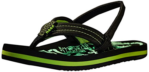 Toddler//Little Kid//Big Kid Reef Ahi Glow Kids Sandal