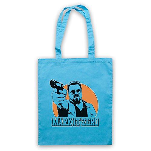 Mark Big It Par Bleu Zero Officieux Clair Sac Inspire D'emballage Lebowski wtxIIg