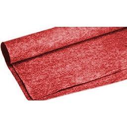 Absolute C15RD 15-Feet Long/4-Feet Wide Carpet for Speaker Sub Box, RV Truck Car/Trunk Laner (Red)