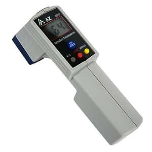 Tramex AZ8868 - Termómetro de temperatura de superficie por infrarrojos