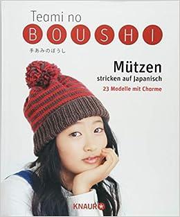 Teami No Boushi Mützen Stricken Und Häkeln Auf Japanisch 23