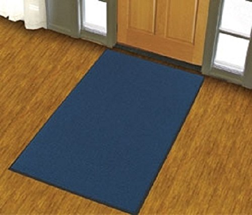 AliMed Uptown Entrance Mat, 3'W x 5'L, Charcoal