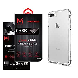 King Kong Armor for Iphone 8 Case Cover Anti-Burst Super Protection -Transparent Clear