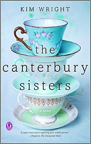 The Canterbury Sisters: Kim Wright: 9781501100765: Amazon
