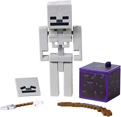 Minecraft Comic Maker Skeleton Action Figure