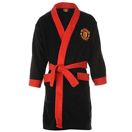 Official Manchester Man United Utd MUFC Football Fleece Dressing ...