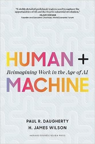 Human + Machine: Reimagining Work in the Age of AI: Amazon.es: Paul R. Daugherty: Libros en idiomas extranjeros