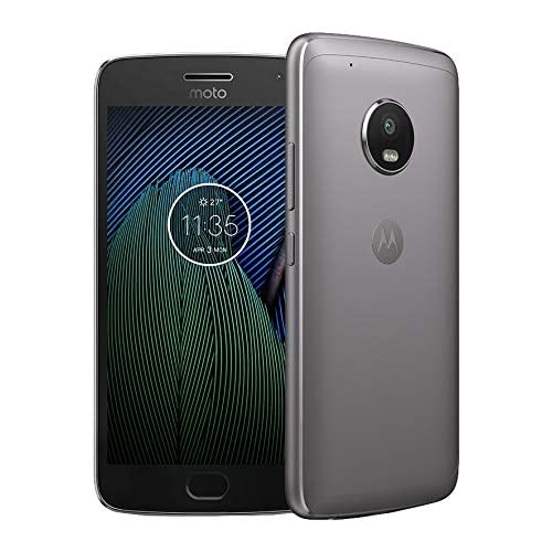Motorola Moto G G5 Plus SIM doble 4G 32GB Gris Smartphone 13 2 cm 5 2 32 GB 12 MP Android 7 Gris Versión internacional