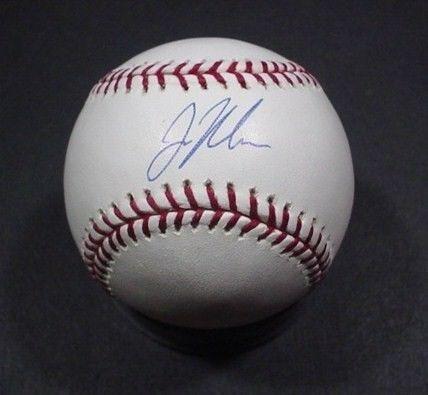 Joe Mauer Signed Baseball - Certified - JSA Certified - Autographed Baseballs