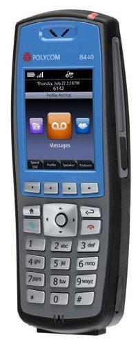 SpectraLink 8440 Handset,Blue (Part#: 2200-37149-001 )