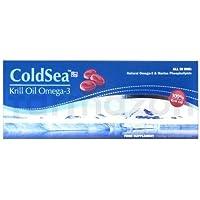 Coldsea Krill Oil Omega-3 60 Kapsül