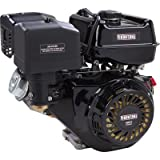 Ironton OHV Horizontal Engine - 420cc, 1in. (25.4mm) x 2 27/32in. (72.2mm) Shaft