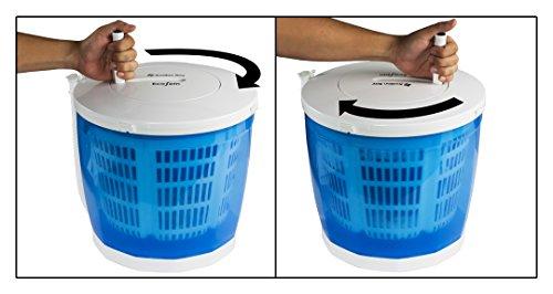 amazon com avalon bay ecospin portable hand cranked manual clothes