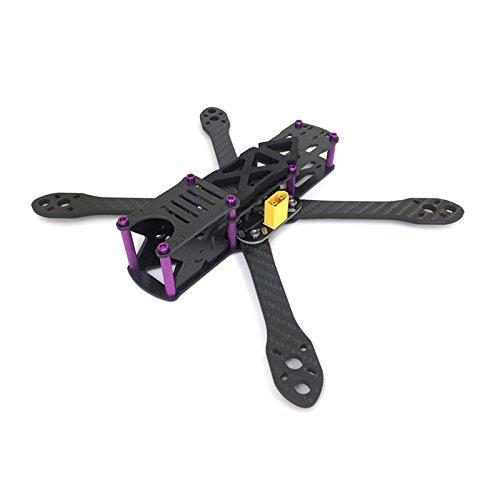 KINGDUO GeFpv Ge5 V2.0 225Mm Fpv Racing Frame Kit Rc Drone 4Mm Arm Carbon Fiber With 5V Output Pdb