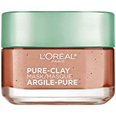 For best skincare results use Pure Clay face mask 3 times per week leaving on for 10 to 15 minutes per use