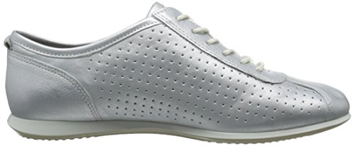 Ecco Touch-Dame Sneakers Silber (silvermetallic 1097) ByfZmX