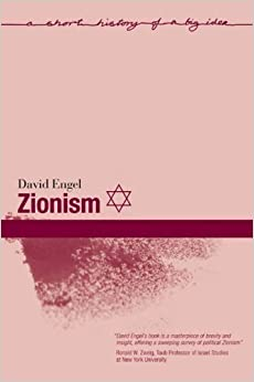 Book Zionism 1st (first) Edition by Engel, David published by Pearson (2009)
