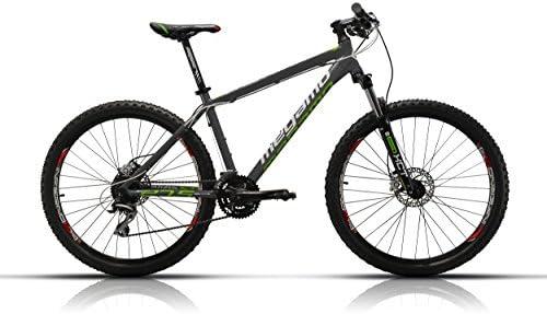 Megamo Natural 50 Bicicleta de Montaña, Hombre, Gris, M: Amazon.es ...