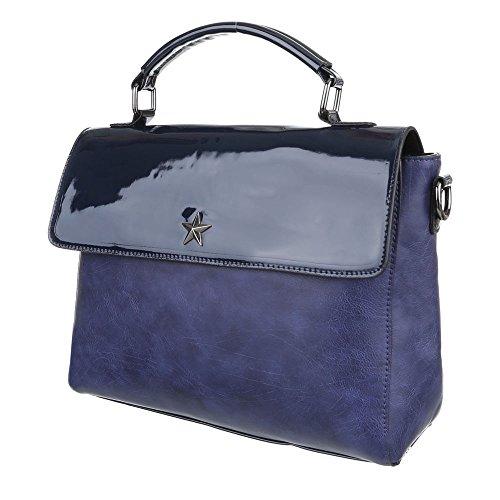 Ital-DesignTragetasche Bei Ital-design - bolso Mujer azul