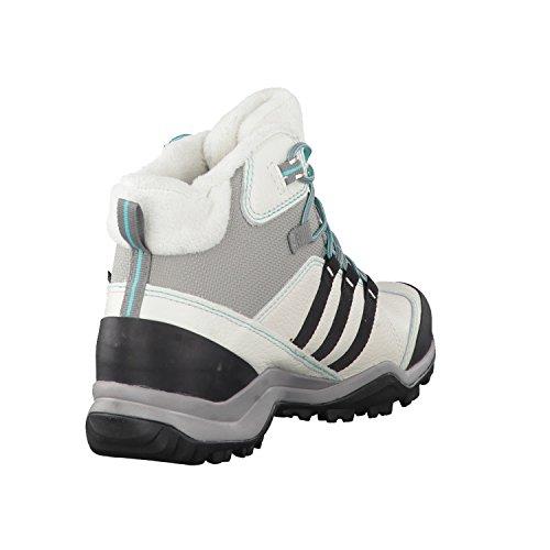 adidas CH Winterhiker II CP W - Botas de montaña para mujer Blanco (Blatiz / Negbas / Menint)