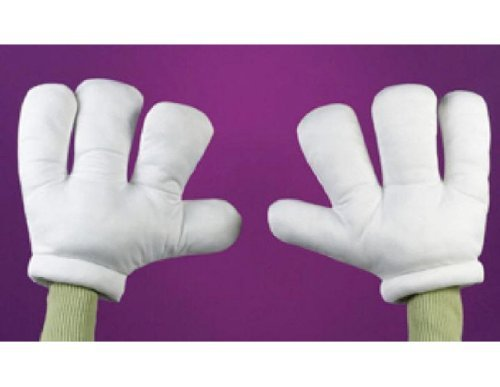 Halloween Cartoon Costume Hands]()