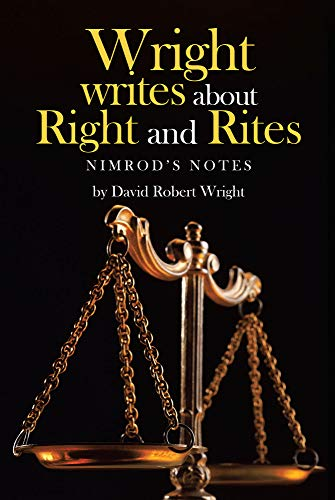 Amazon com: Wright Writes about Right and Rites: Nimrod's