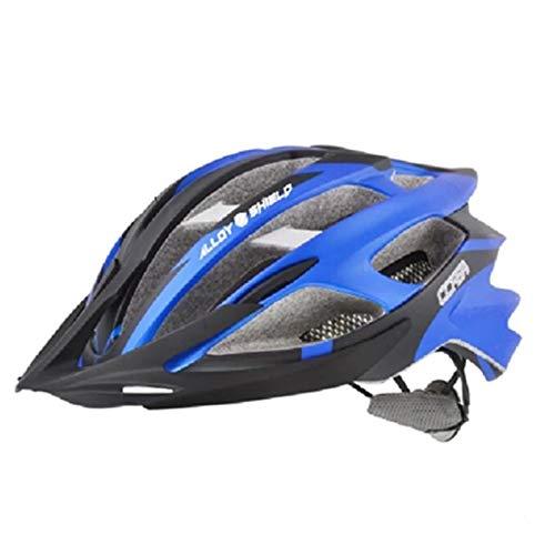 Fahrradhelm Helm,Einteilige Technologie Straße Mountainbike Fahrradhelm Unisex