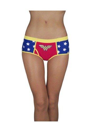 DC Comics Wonder Woman Panties - M