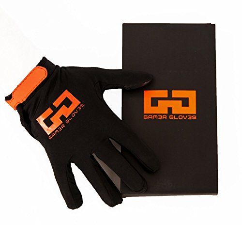 Gamer Gloves Limited Orange Small product image