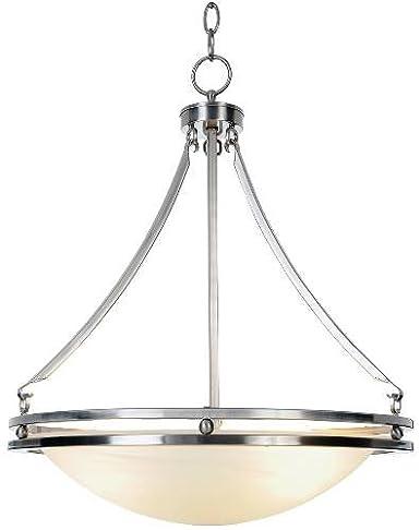 Amazon.com: Monument 617610 Contemporáneo – Lámpara de techo ...