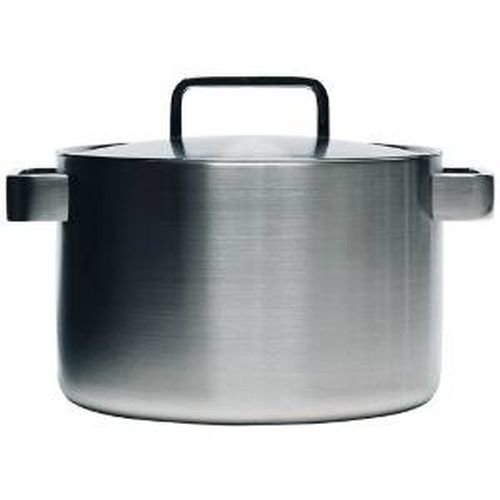 Iittala Dahlstrom 8-Quart Covered Stainless-Steel Casserole