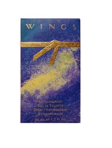 Extraordinary Eau De Toilette Spray - Wings Extraordinary Eau de Toilette Spray 50ml. 1.7 FL. OZ. (Pack of 2)