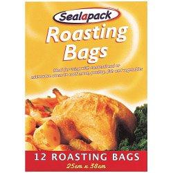 Para el horno Sealapack juego de 12 bolsas de 25 cm x 38 cm ...