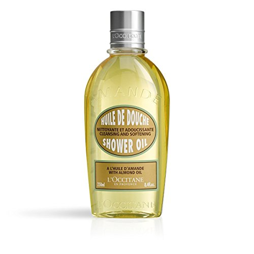 Care Softening Body (L'Occitane Cleansing & Softening Almond Shower Oil, 8.4 fl. oz.)