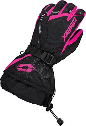 Womens Snowmobile Gloves - 2