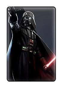 Ipad Mini/mini 2 Hard Back With Bumper Silicone Gel Tpu Case Cover Star Wars The Force Unleashed 2