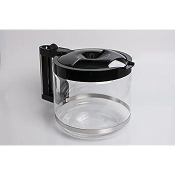 Amazon.com: DeLonghi 7313283649 Jarra de café (Cristal ...