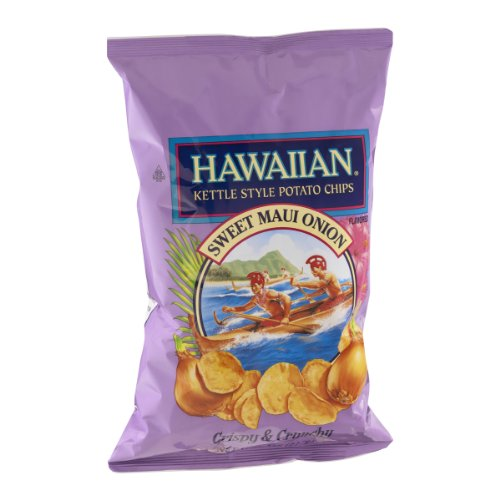 Which is the best kettle chips maui onion?