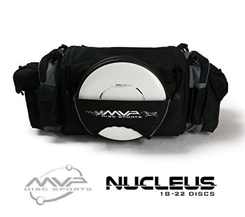 MVP Nucleus Tournament Disc Golf Bag - Slate