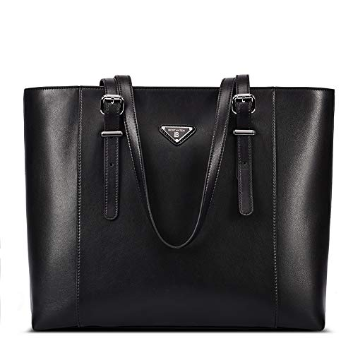 BOSTANTEN Women Briefcase Leather