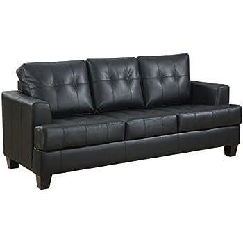 Superbe Coaster Home Furnishings Contemporary Sleeper, Black