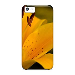 New Shockproof Protection Case Cover For Iphone 5c/ Summer Of Yellow Case Cover