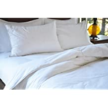 Natural Comfort Classic White Goose Down Comforter, California King